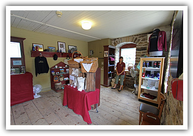 Old Stone Mill Gift Shop