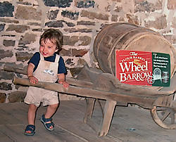Wheel Barrow Kid